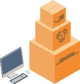 Icon Versandmanagement