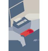 Icon zum Bestellmanagement