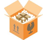 Icon zur Kommissionierung